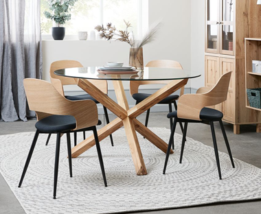 Dining Room Furniture Style Your Dining Space Jysk Ireland
