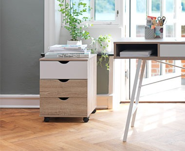ABBETVED drawer unit