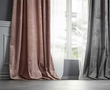 15be9c36 Ferdigsydde gardiner - Stort utvalg av flotte gardiner | JYSK