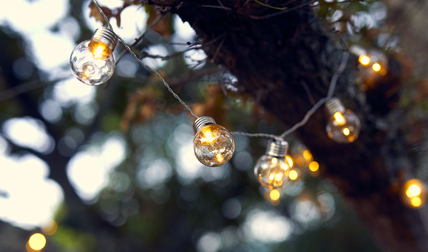Be Inspired By Our Garden Lighting Ideas Jysk
