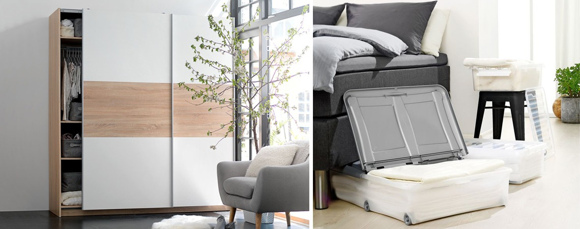 5 ways to get more storage in your home