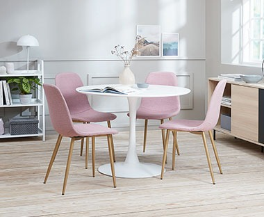 RINGSTED dining room table