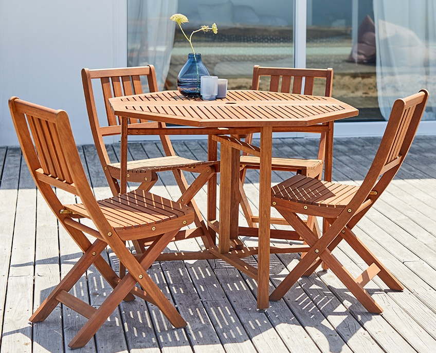 Wooden Garden Sets Contemporary And, Folding Wooden Table For Garden