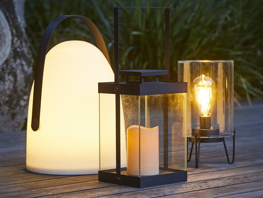 Outdoor Lamps and Lanterns JYSK