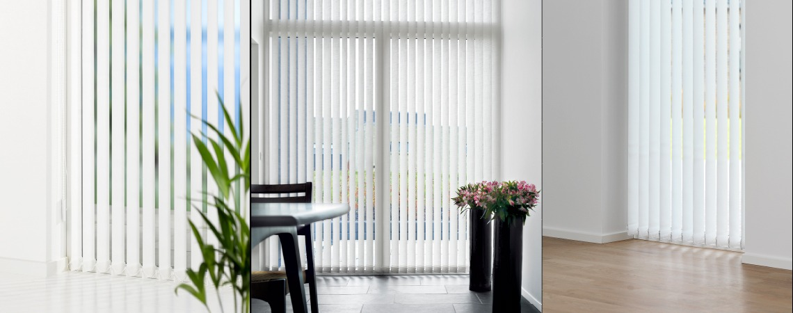 how to fit and install vertical blinds